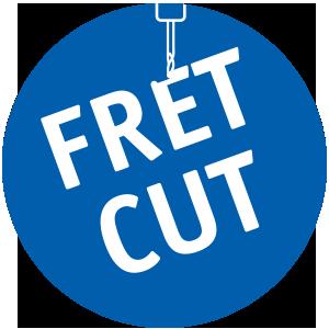 Fret Cut