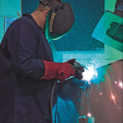 A Little About Us - Welding