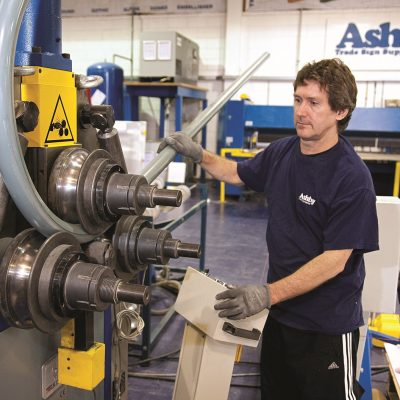 A Little About Us - Tube Bending