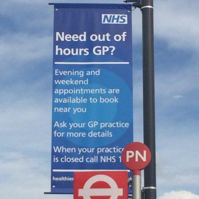 Banner System - NHS