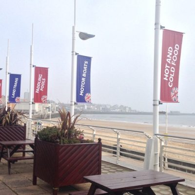 Banner System - Seafront
