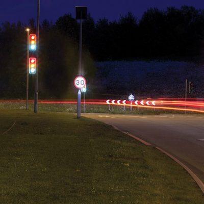 Ashby Traffic - Post Mounted - 30mph - Class 1 Reflective