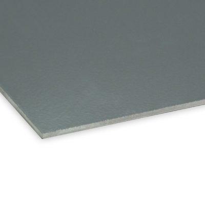 Aluminium - 12swg - Grey