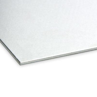 Aluminium - 12swg - Mill