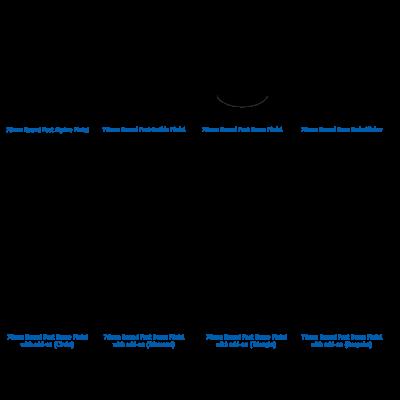Aluminium Finials - Special Finials - isometric