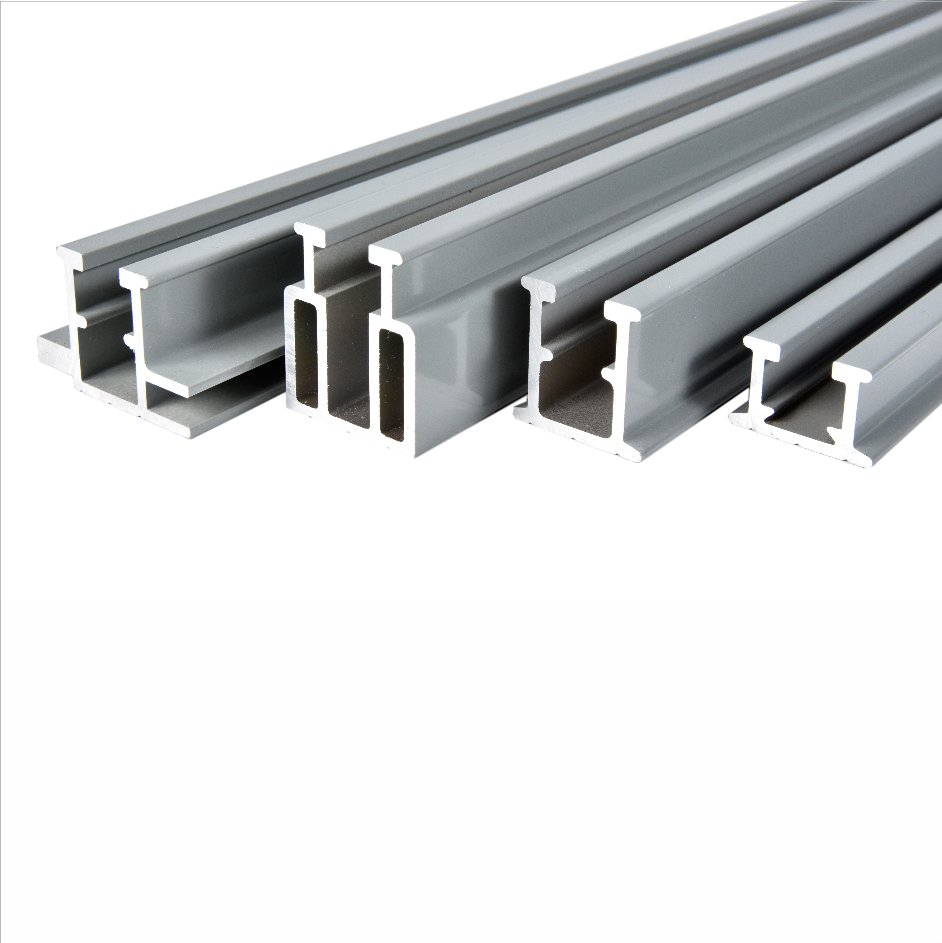 Ashby Fixings - Standard Aluminium Profiles - Sign Channel