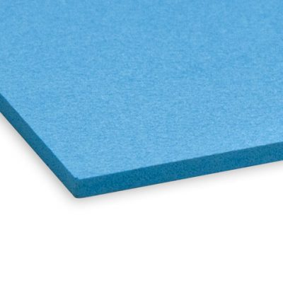 Foamboard - 3mm - Blue (Light)
