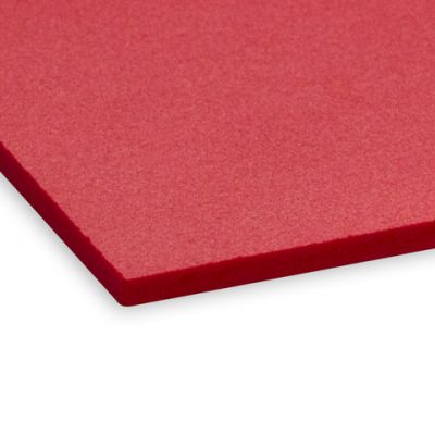 Foamboard - 3mm - Red