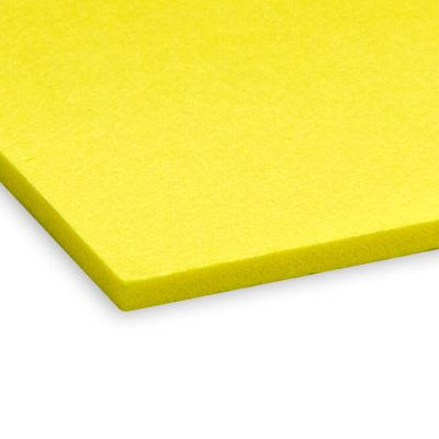 Foamboard - 3mm - Yellow