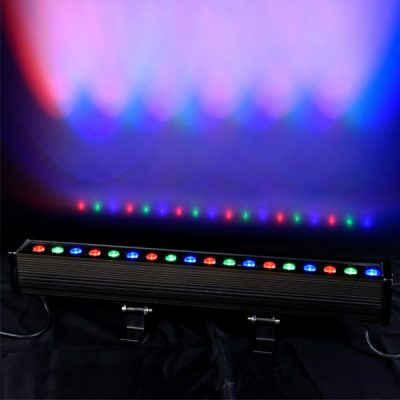 Ashby LED Architechtural Illumination RGB Wall Washer Illuminated