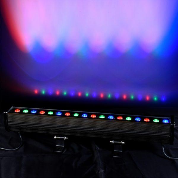 Ashby LED Architechtural Illumination RGB Wall Washer Illuminated